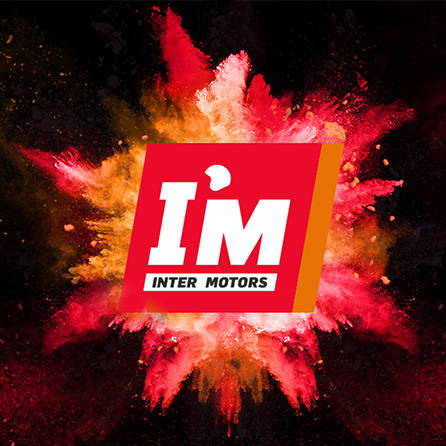 Rebranding I'M Inter Motors w Social Media